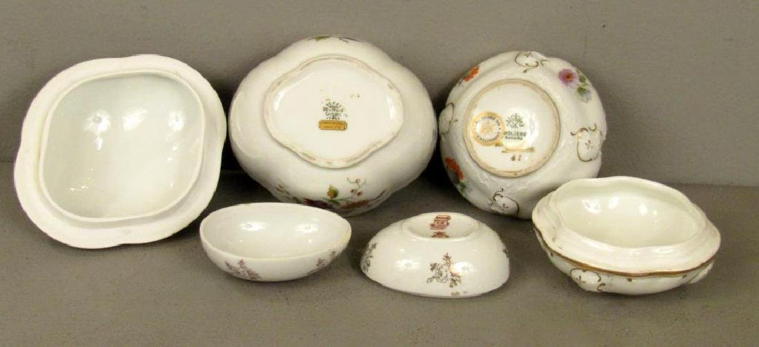 5 Assorted Porcelain Articles - 6