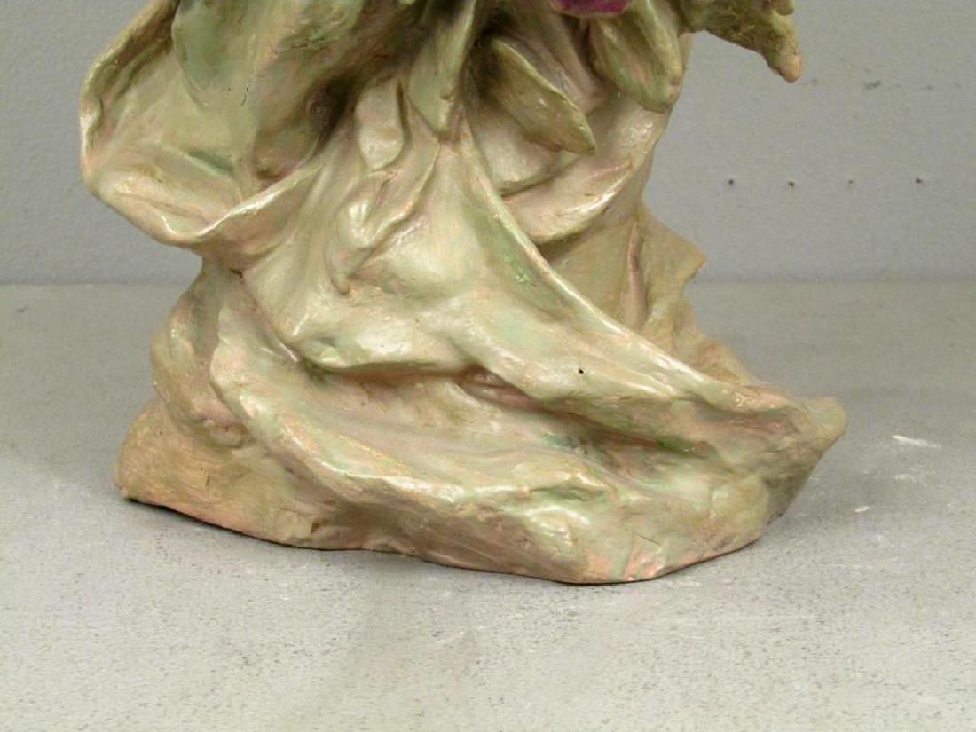 Signed Illegibly - Soft Paste Porcelain Bust - 7