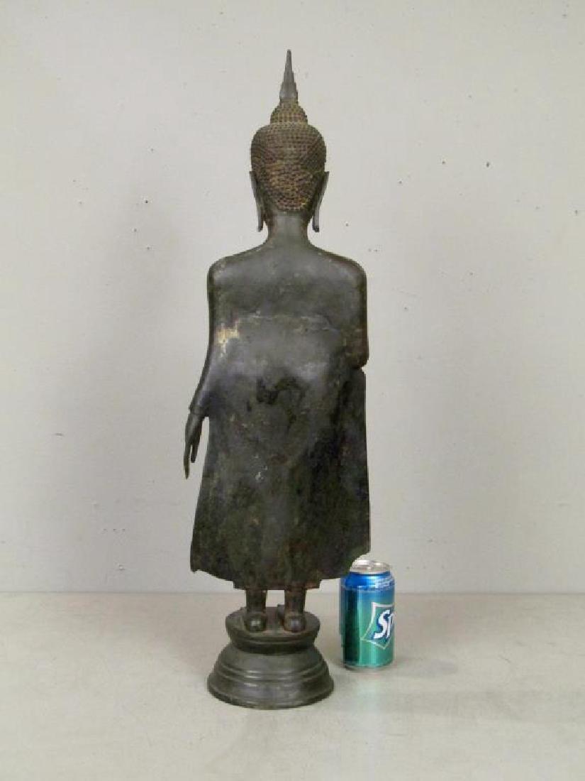 Bronze Clad Concrete Buddha / Bodhisattva - 3
