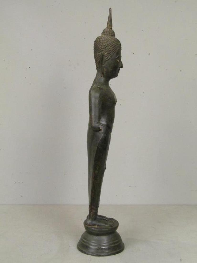 Bronze Clad Concrete Buddha / Bodhisattva - 6