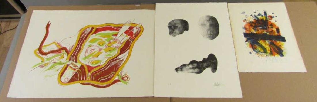 12 Assorted Lithographs - 11