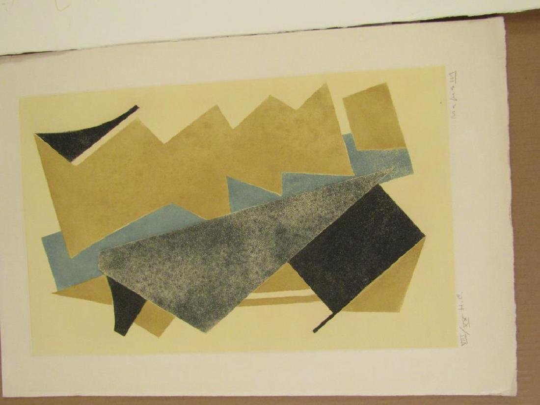 12 Assorted Lithographs - 12