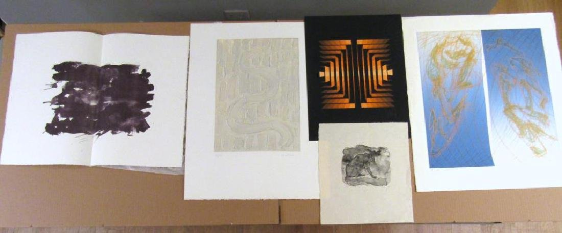 12 Assorted Lithographs - 5