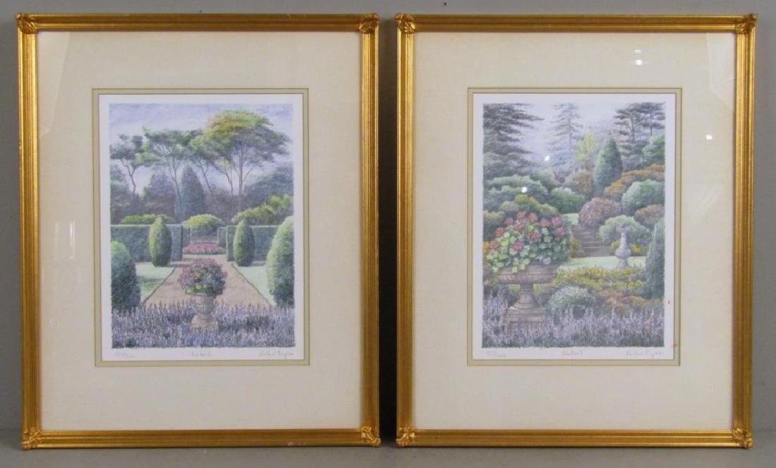 2 Arthur Byrne Lithographs