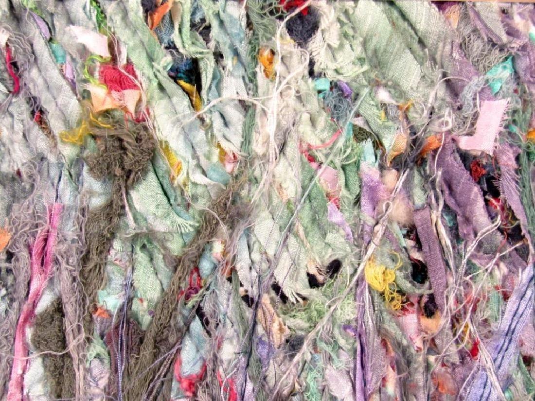2 Textile / Fabric Mixed Media Artworks - 3