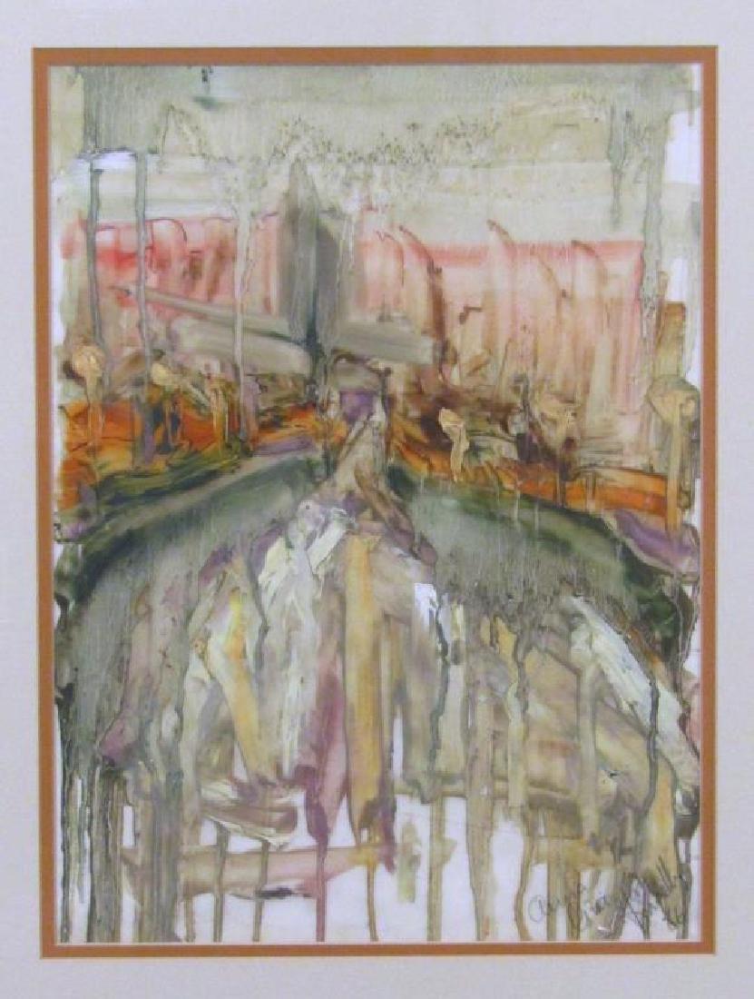 Mary Donnelly (Irish, b. 1964) - Mixed Media