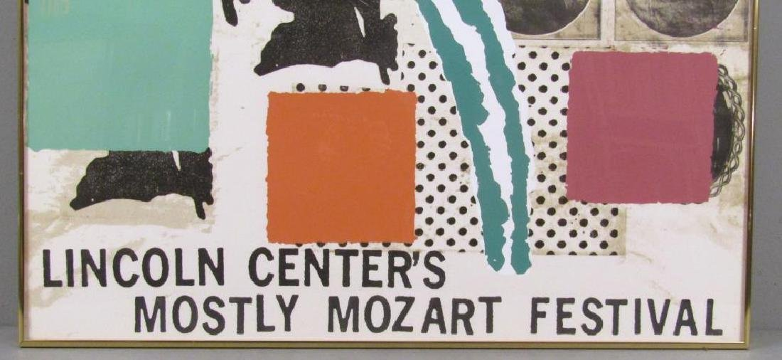 Lincoln Center's Mostly Mozart Poster - 2