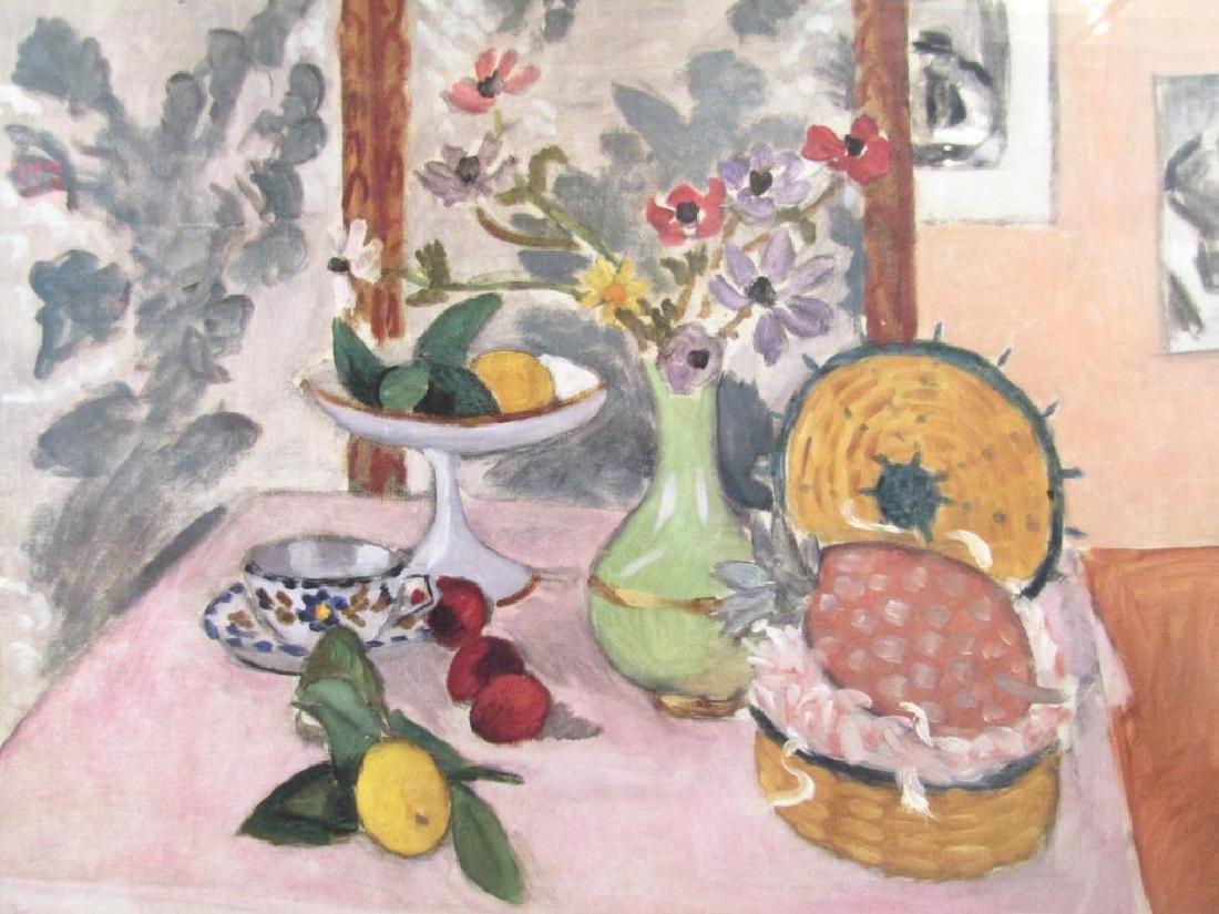 Henri Matisse Poster - 2