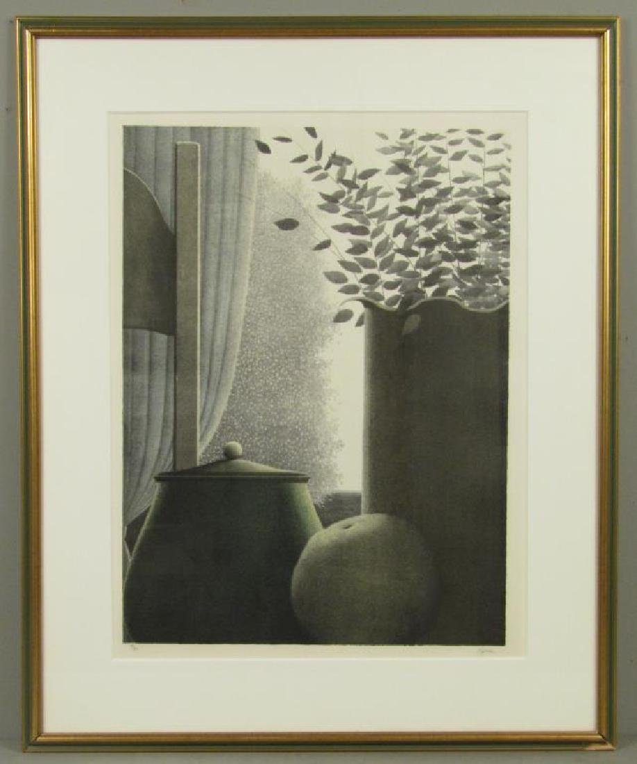 Robert Kipniss - Lithograph - 2