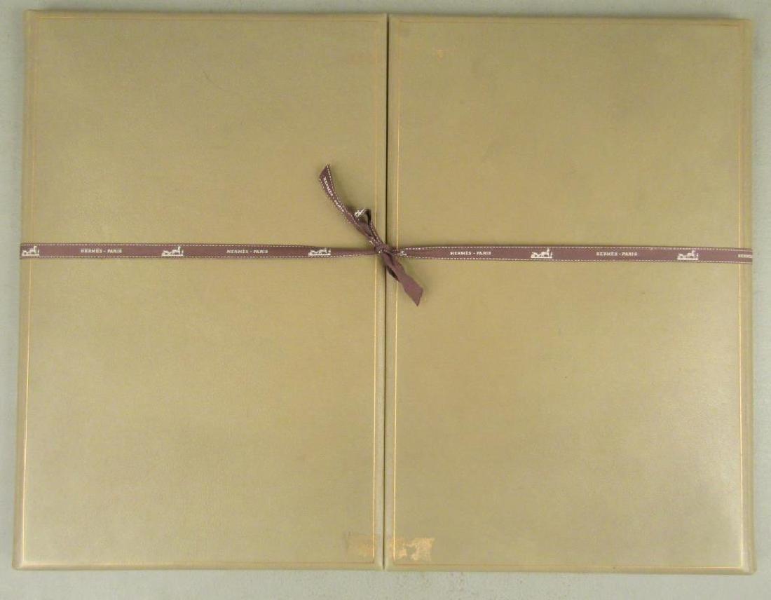 Possibly Hermes Folding Desk Blotter
