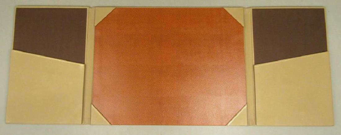 Possibly Hermes Folding Desk Blotter - 4