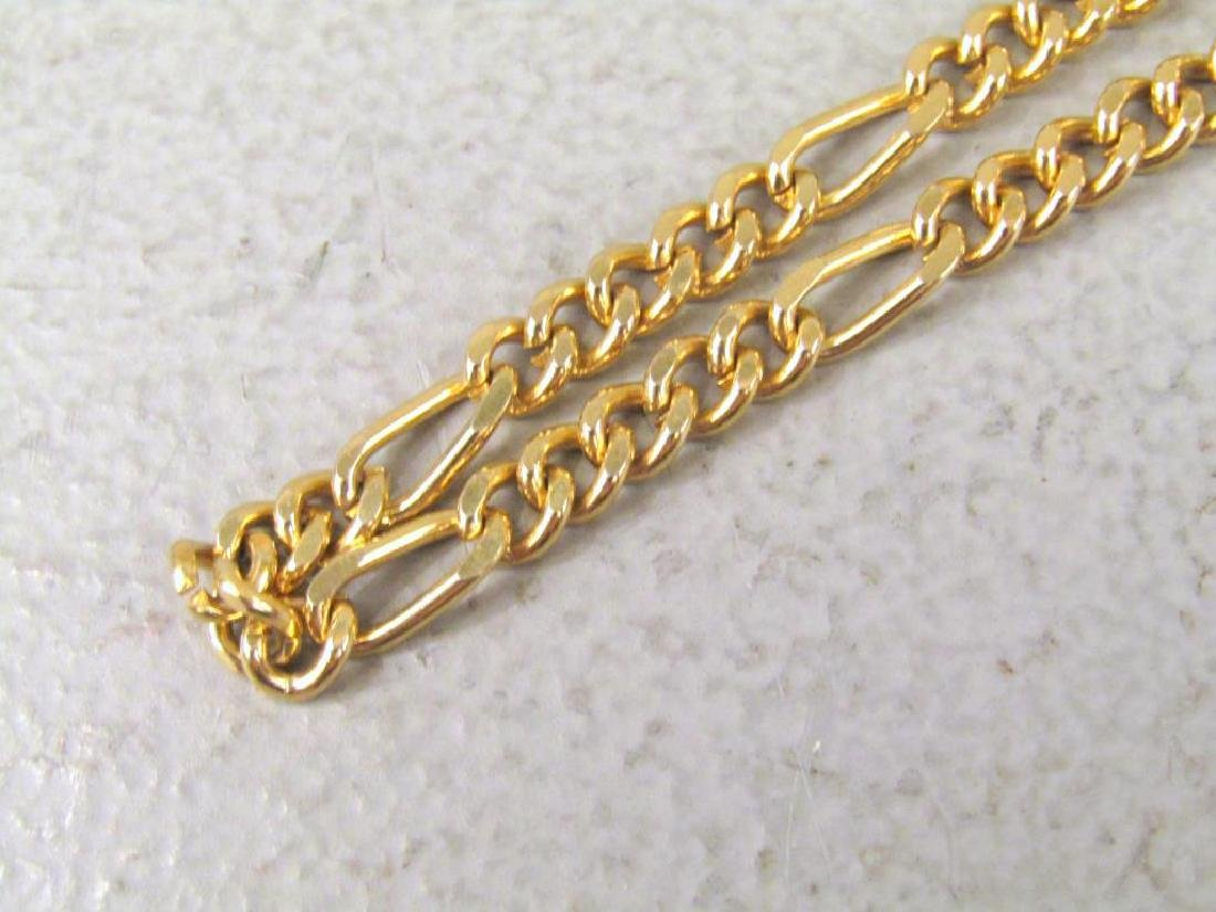 3 Gold Tone Jewelry Articles - 4