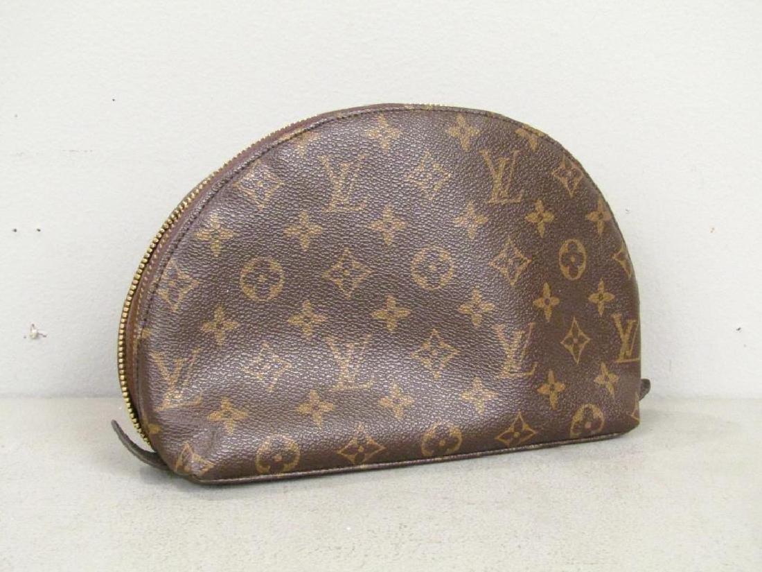 Louis Vuitton Domed Top Ladies Clutch