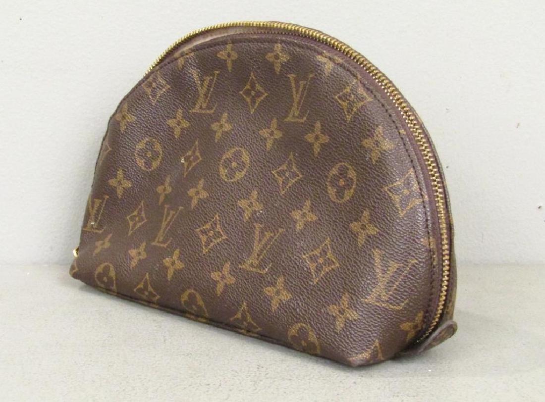 Louis Vuitton Domed Top Ladies Clutch - 2