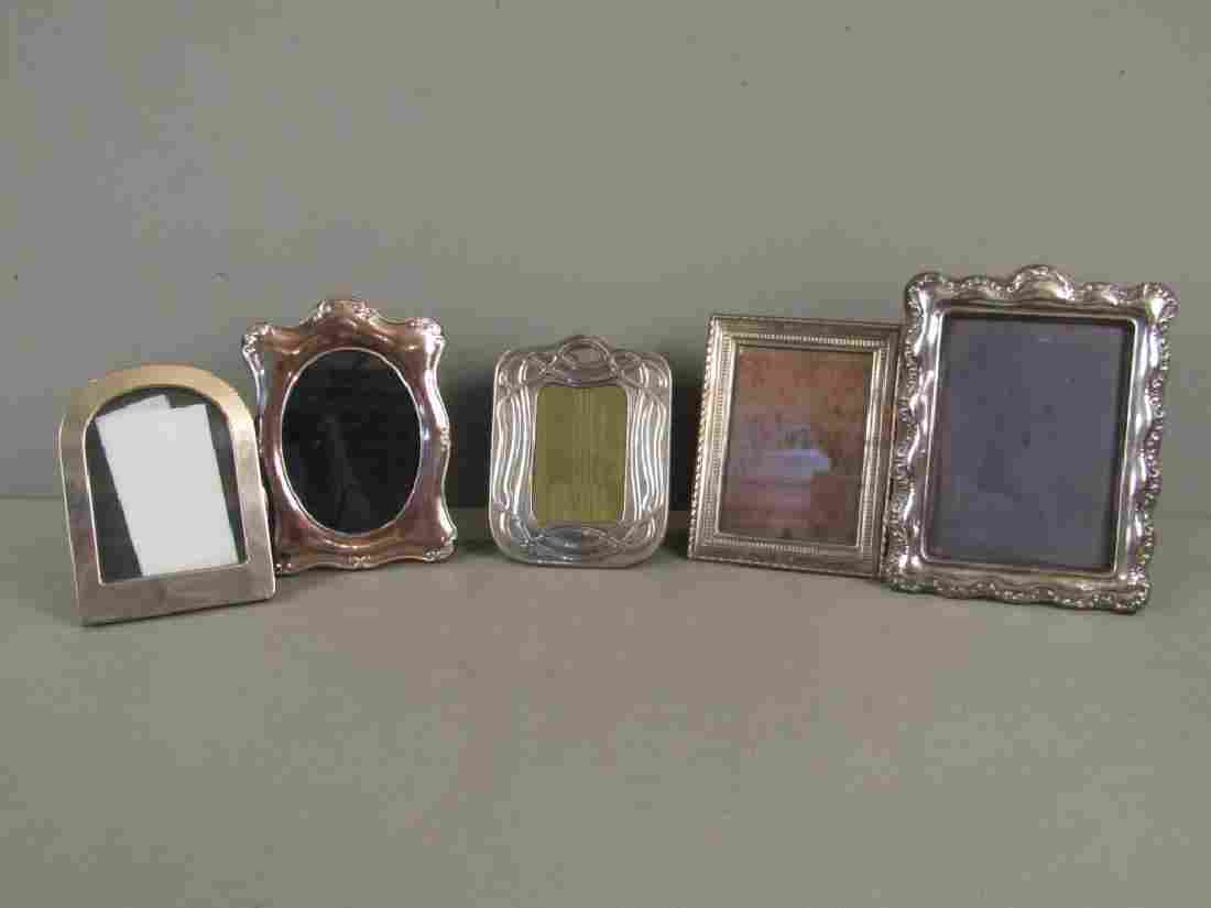 5 Picture Frames