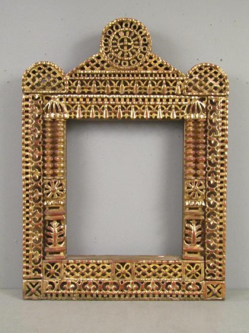 Antique Gilt Carved Frame