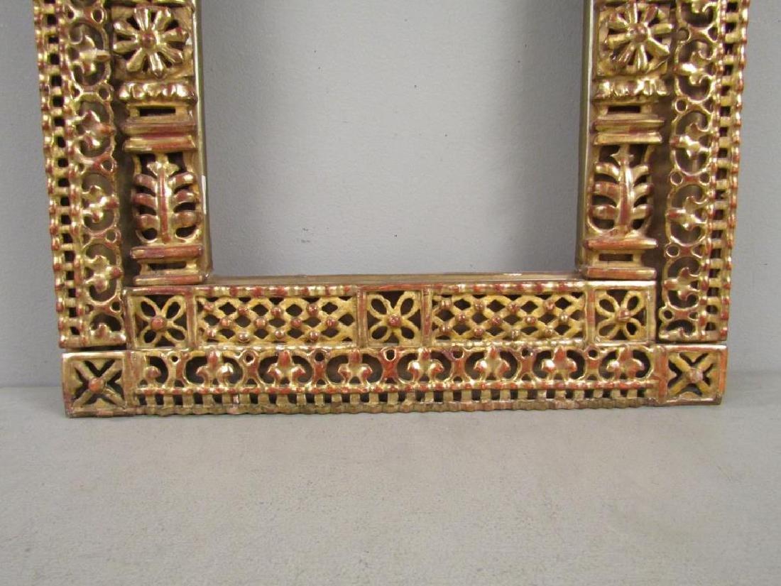 Antique Gilt Carved Frame - 4