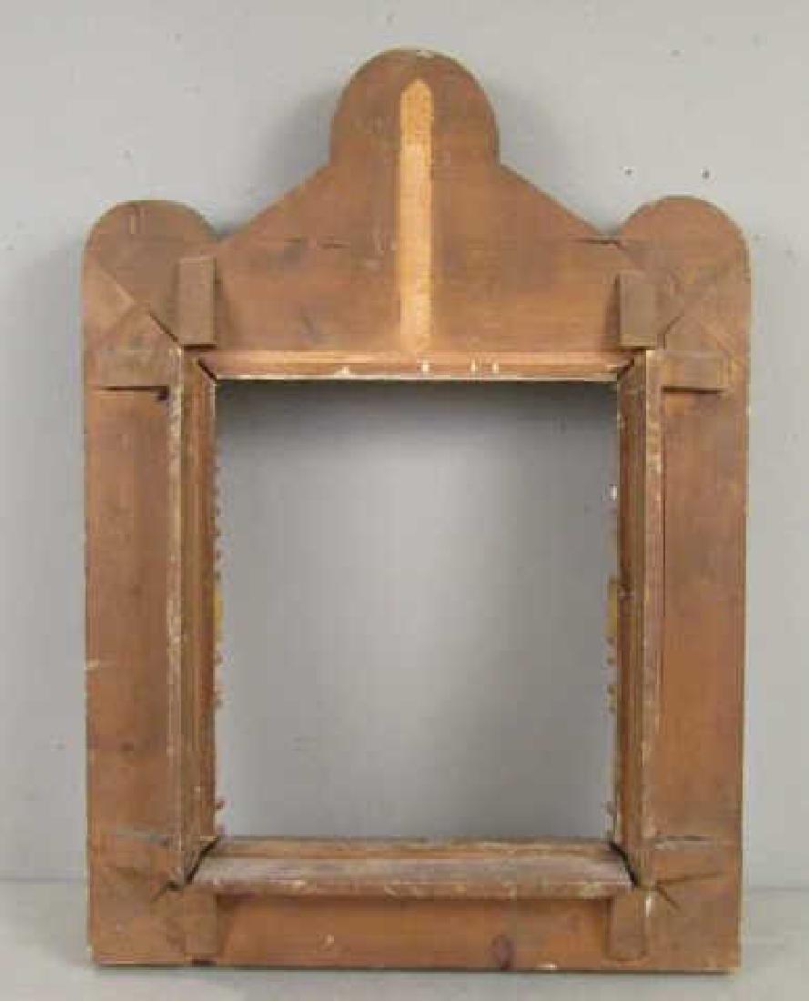 Antique Gilt Carved Frame - 6