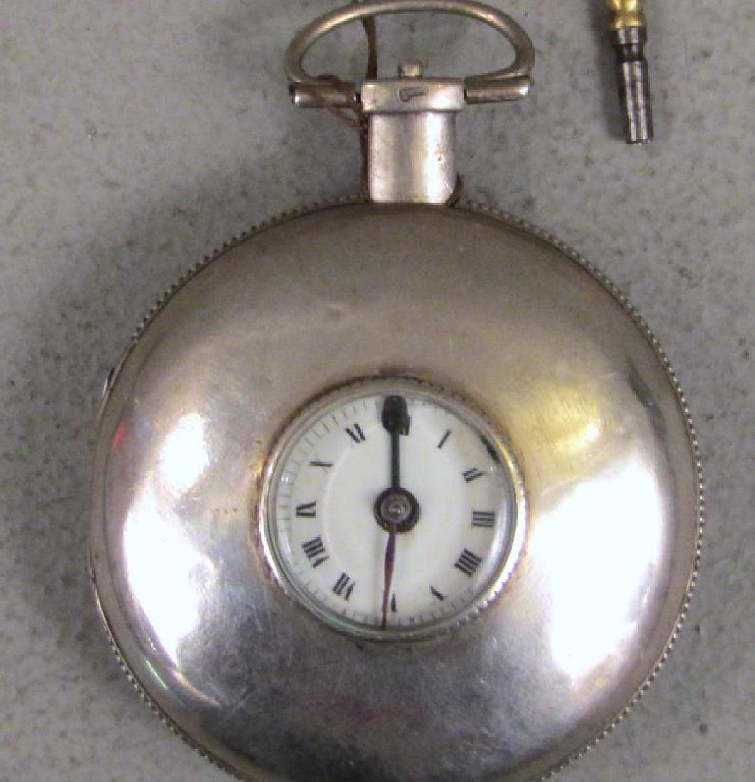 3 Continental Pocket Watches - 2