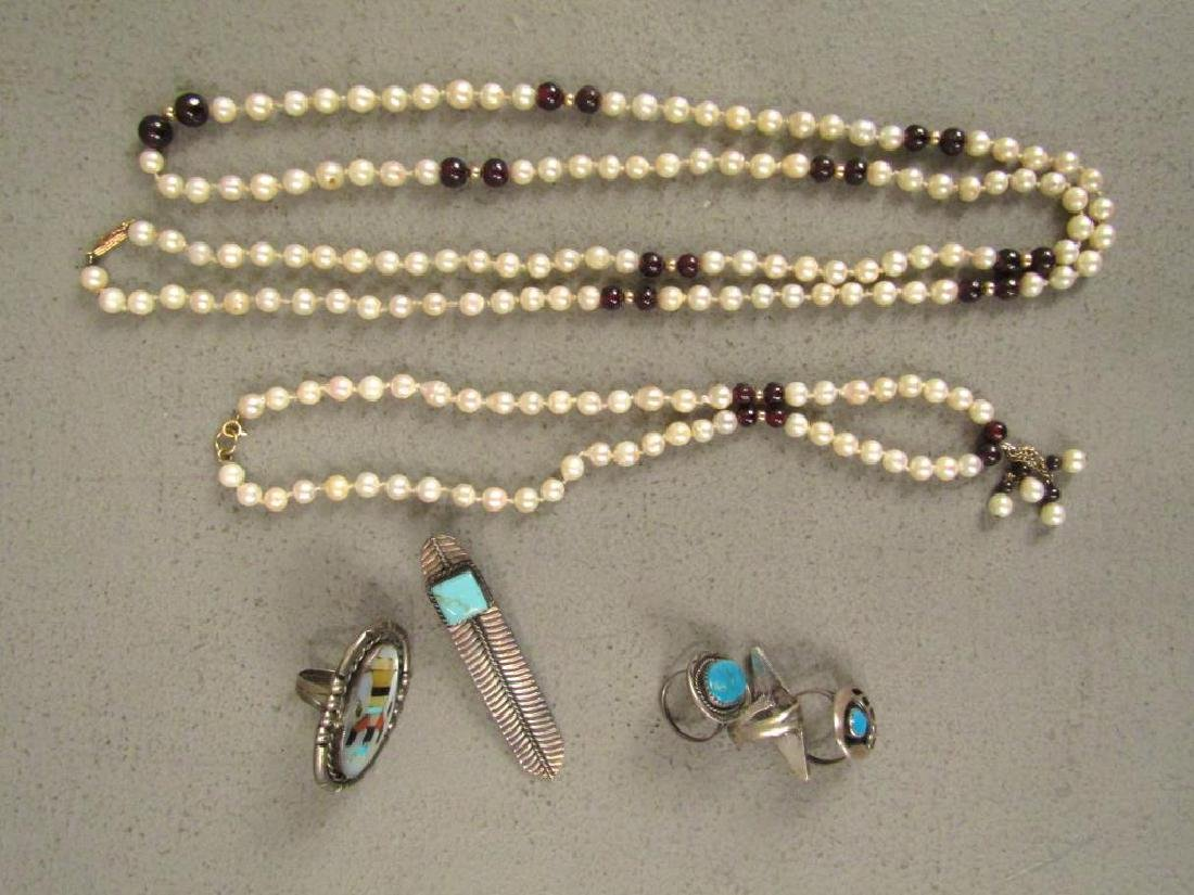 Native American and Other Jewelry