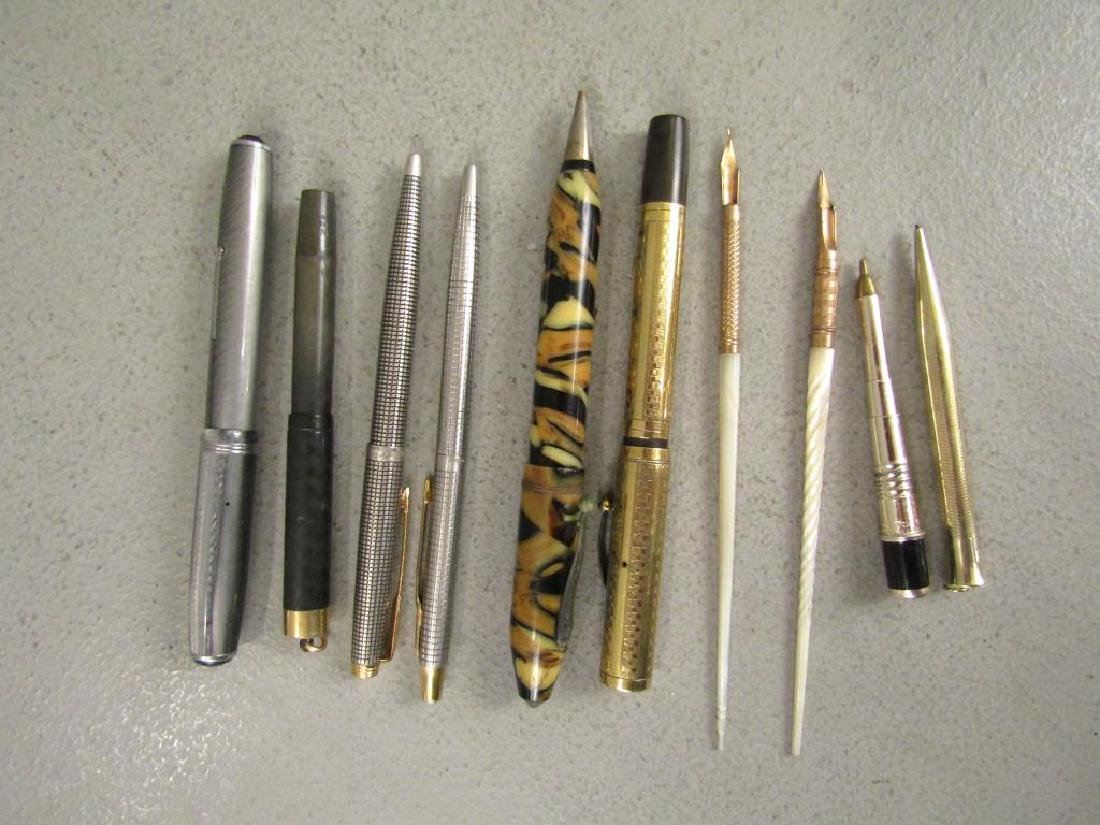 Assorted Pen and Writing Lot