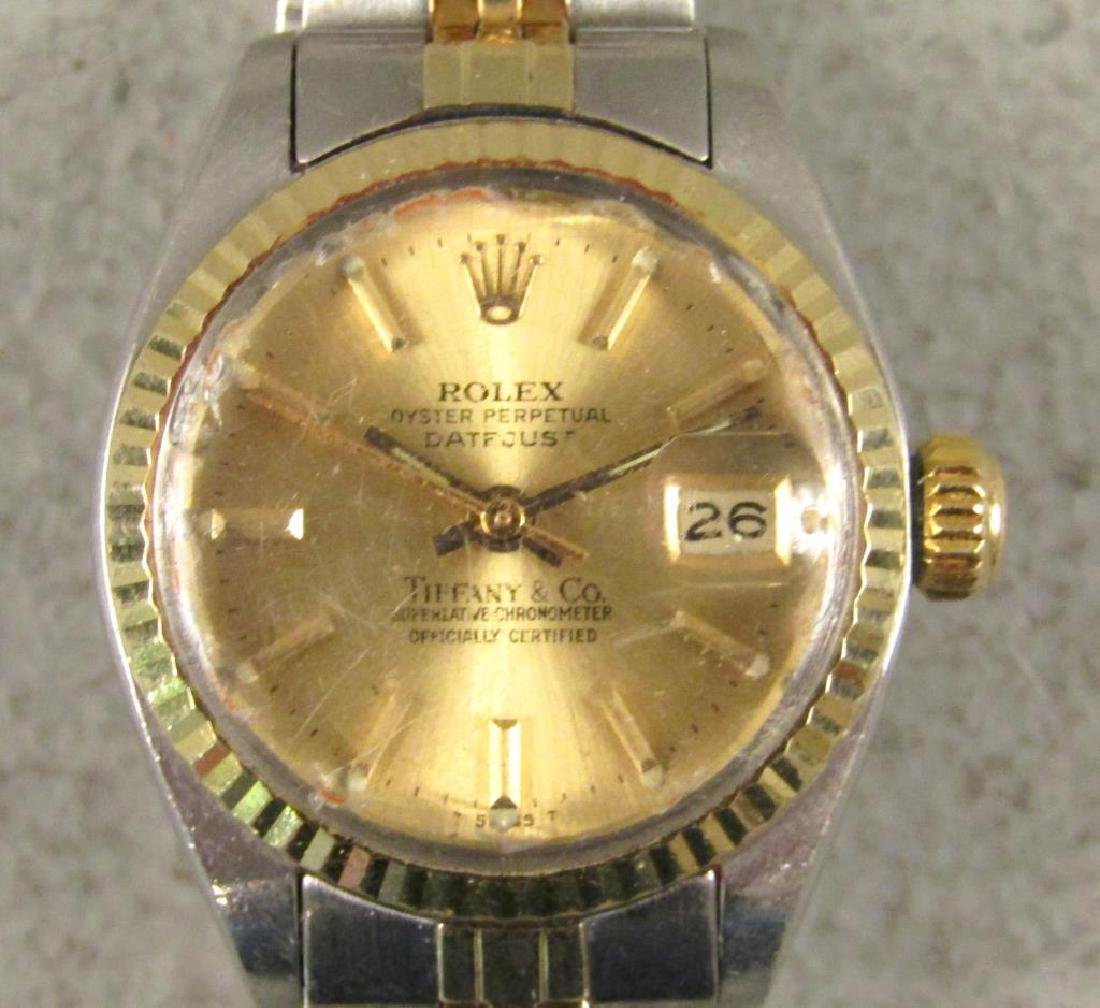 Rolex Oyster Perpetual Ladies Wristwatch