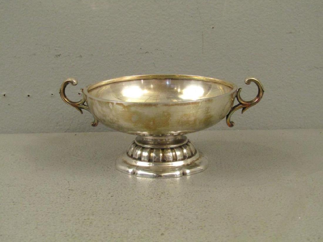 Emile Puiforcat French Silver Compote