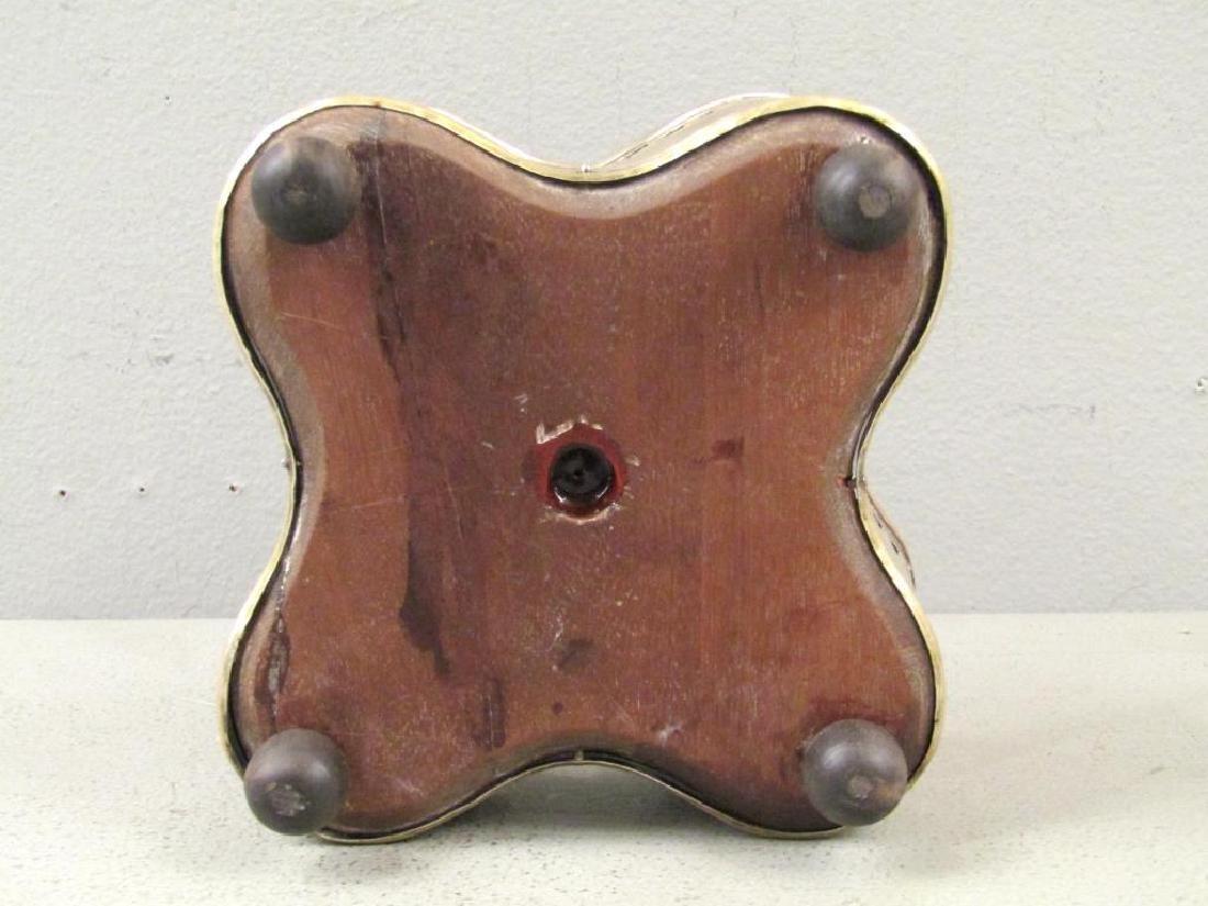 Antique English Silver Cruet Stand - 5