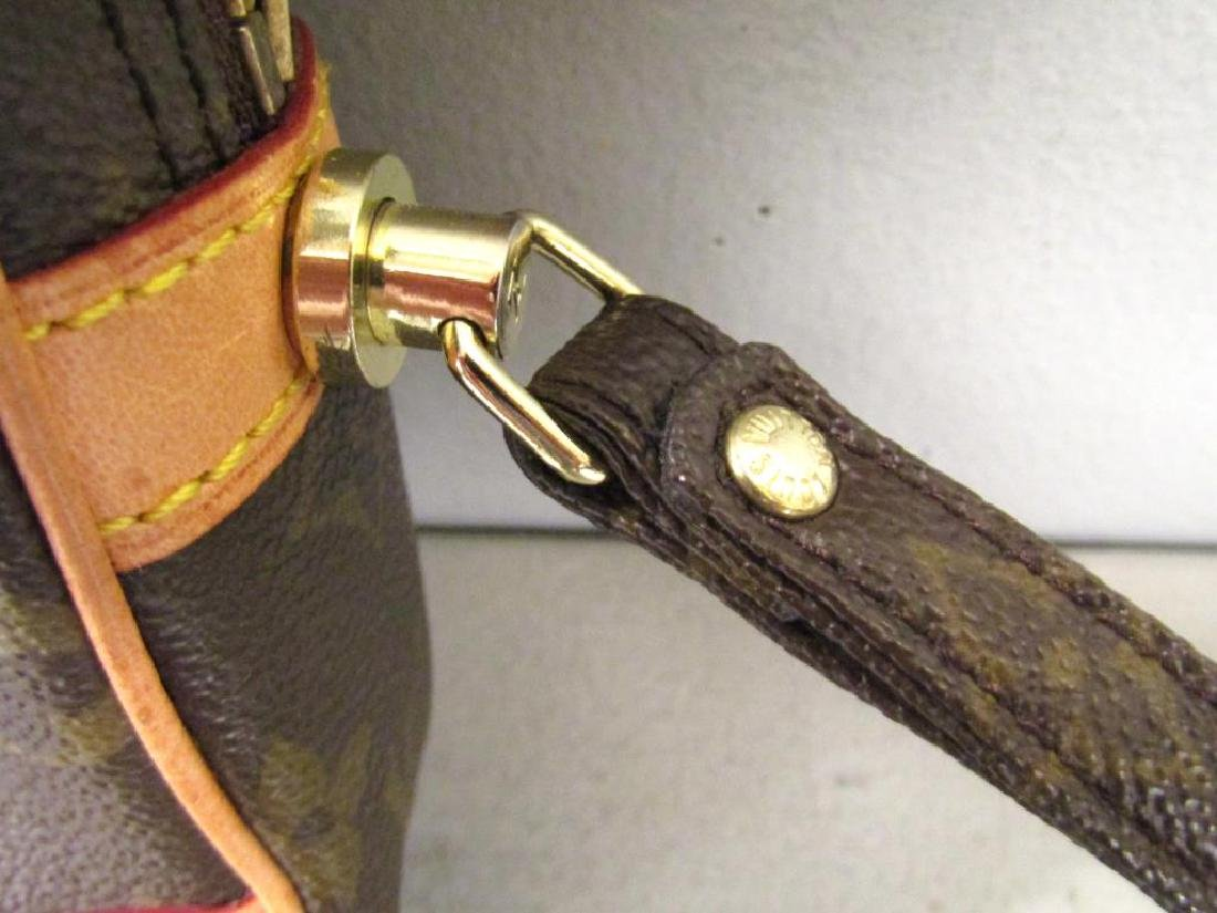 Louis Vuitton 2 Tone Leather Clutch - 4