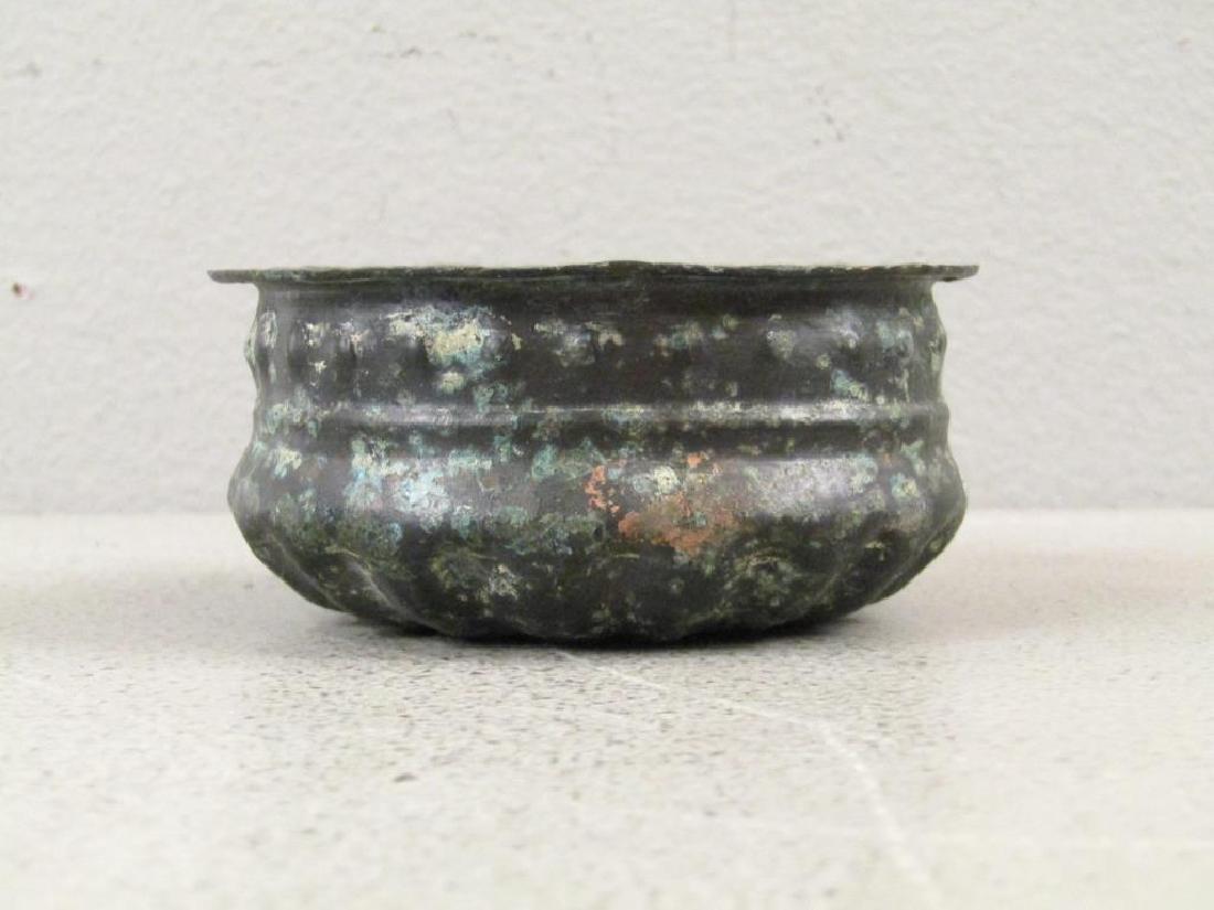 Byzantine Empire Small Bronze Bowl - 3
