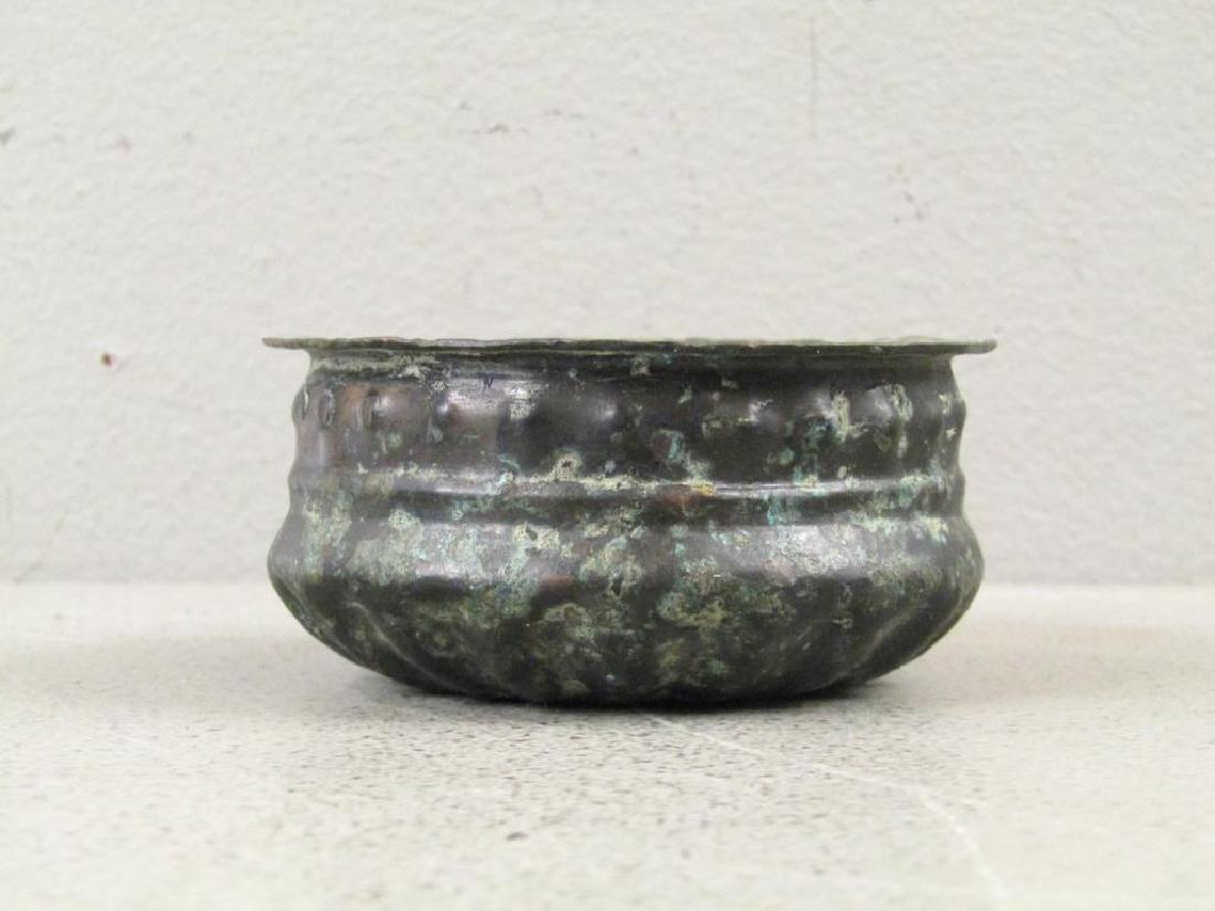 Byzantine Empire Small Bronze Bowl - 4