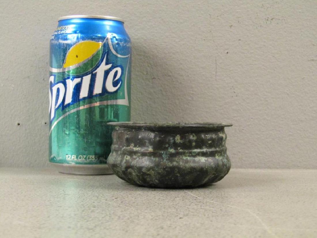 Byzantine Empire Small Bronze Bowl - 6