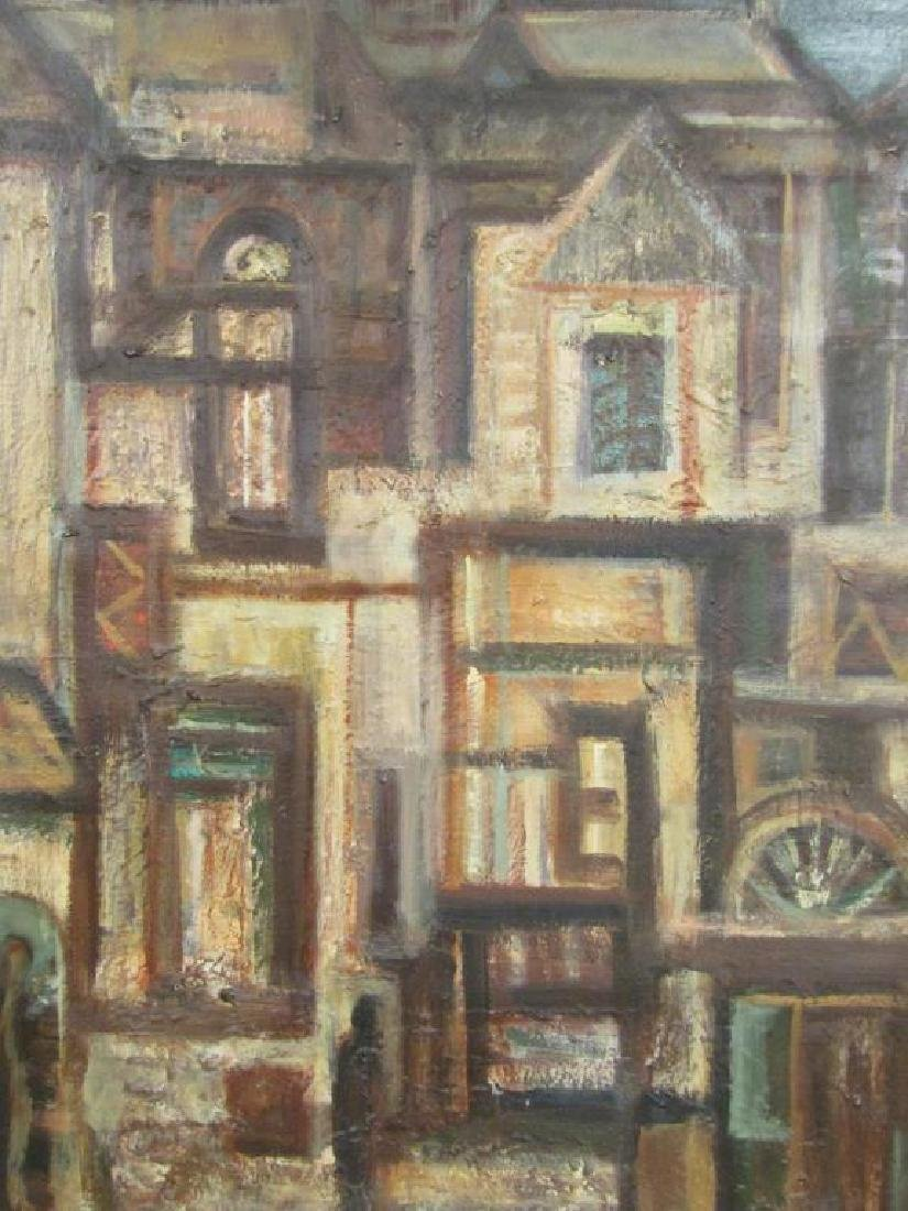 Antal Freres (Ferenc) (Hungarian) - Oil on Board - 3