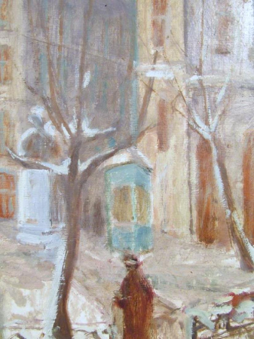 Antal Freres (Ferenc) (Hungarian) - Oil on Board - 4