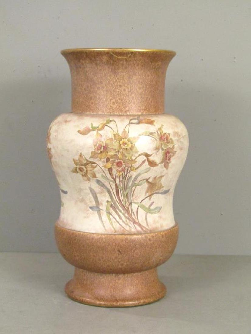 Large Doulton Burslem Porcelain Vase (as is)