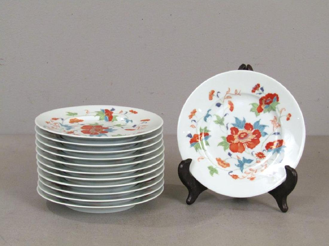 12 A. Raynaud et Cie Limoges Place Plates