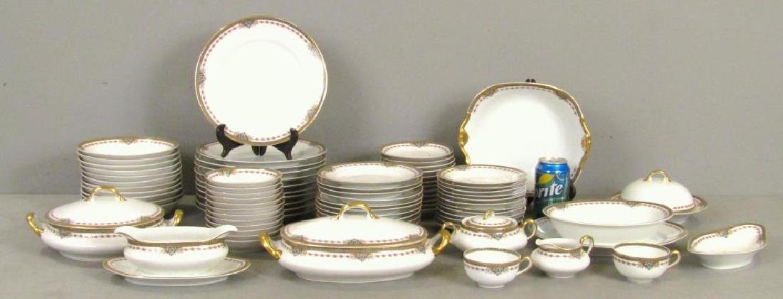 82 Piece Limoges Dinner Set - 2