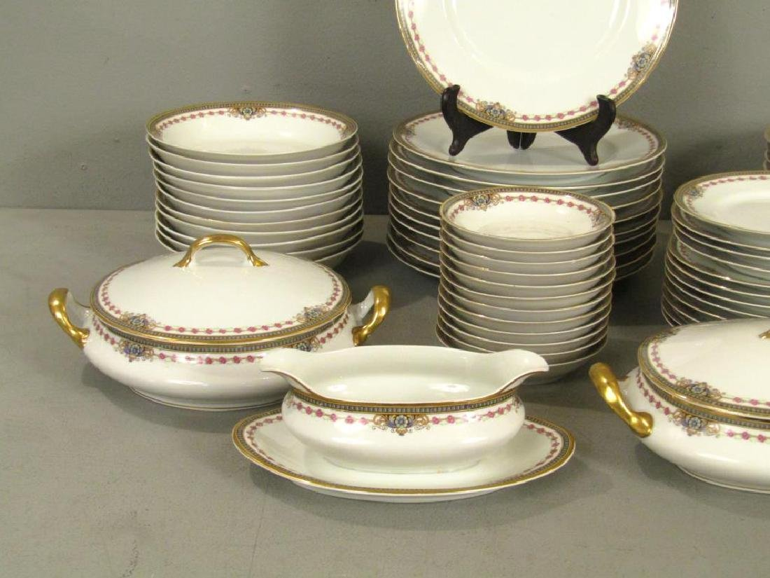 82 Piece Limoges Dinner Set - 3