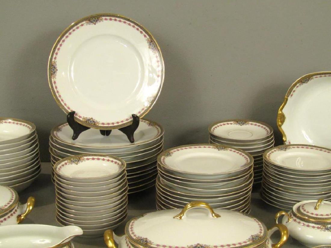 82 Piece Limoges Dinner Set - 4