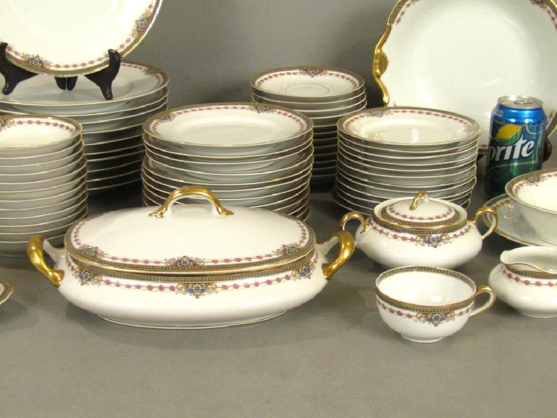82 Piece Limoges Dinner Set - 5