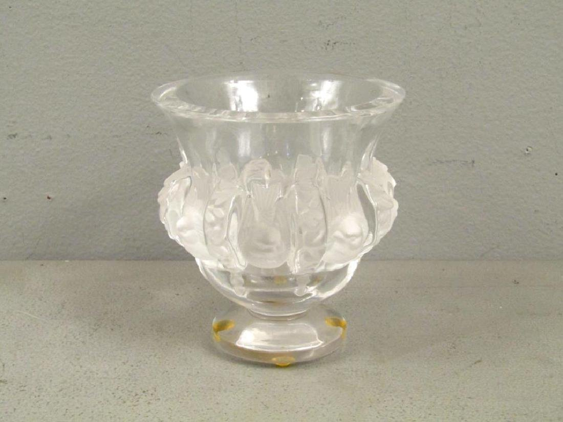 Lalique Small Vase