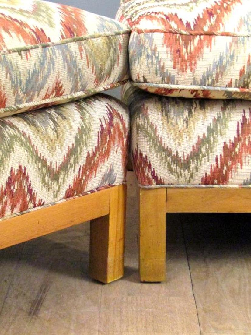 Mid Century 3 Part Sectional Sofa - 3