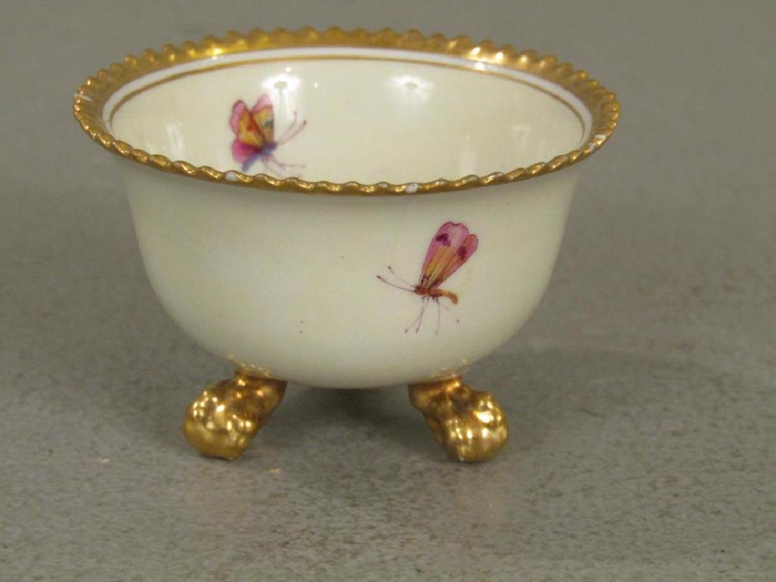Old Flight Barr & Barr Butterfly Cup and Saucer - 3