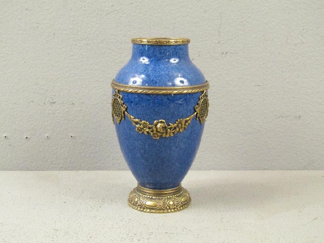 Small French Sevres Porcelain Vase