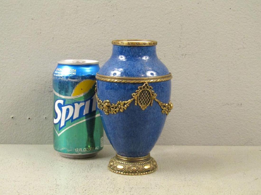 Small French Sevres Porcelain Vase - 2