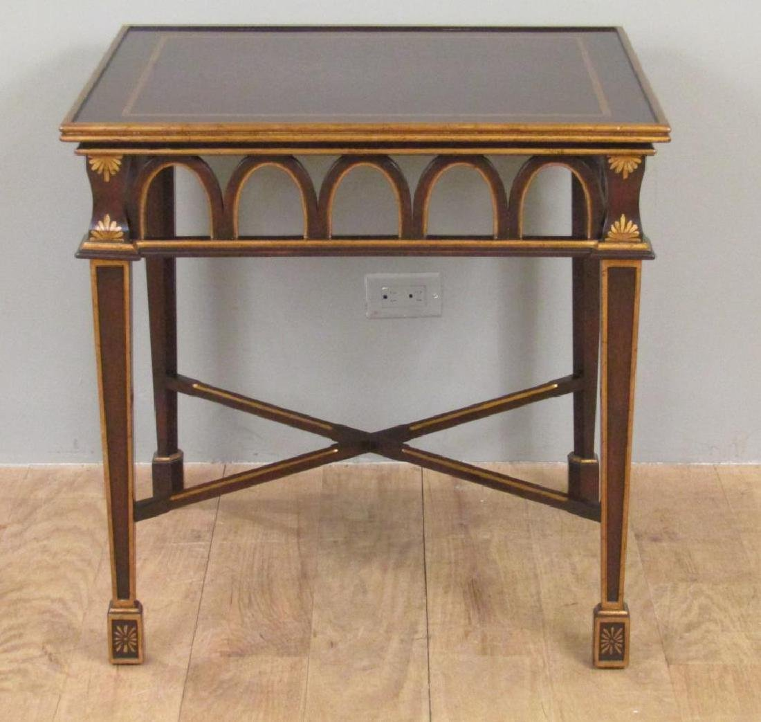 Neo-Classical Style Lamp Table