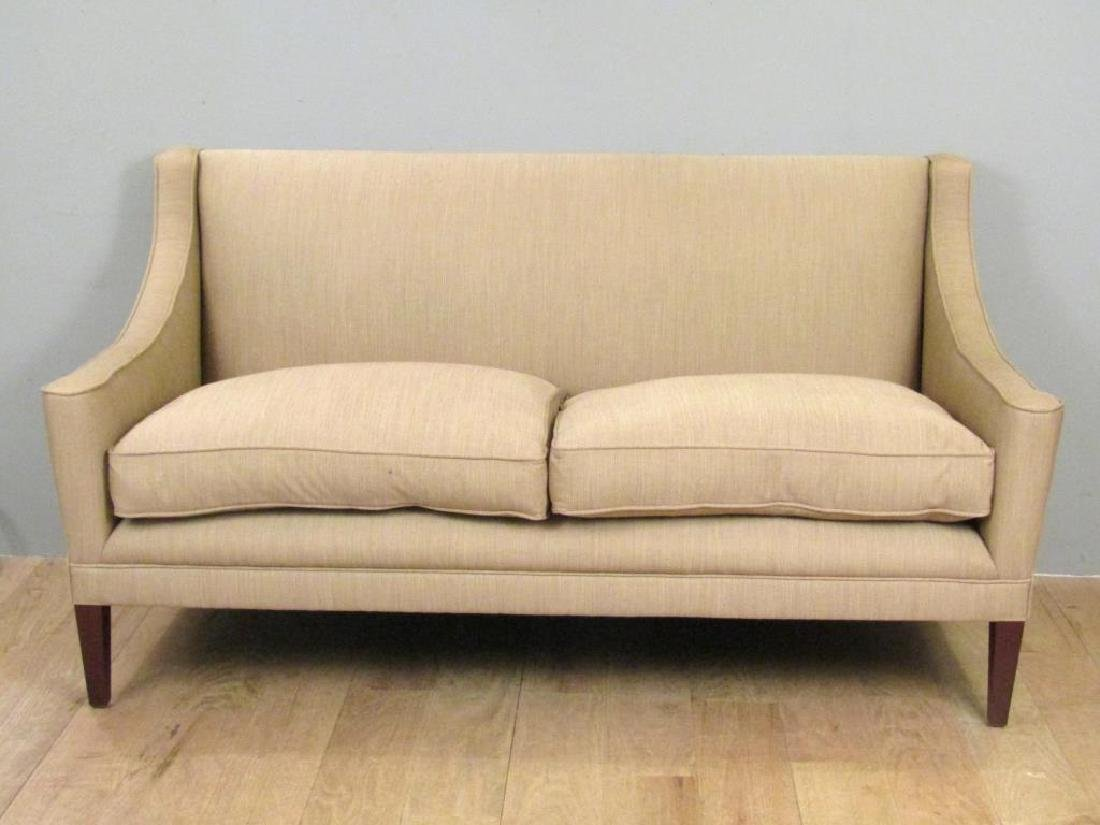 George Smith Upholstered Sofa
