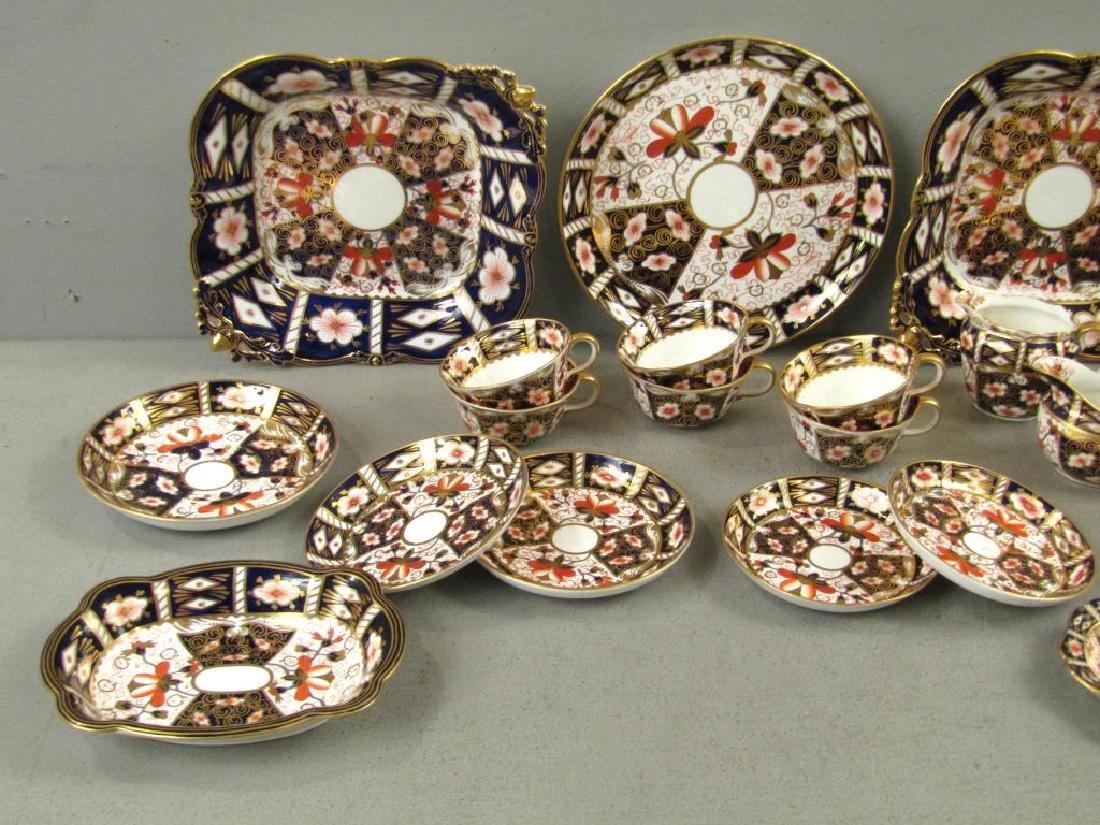 22 Royal Crown Derby Tea Pieces - 3
