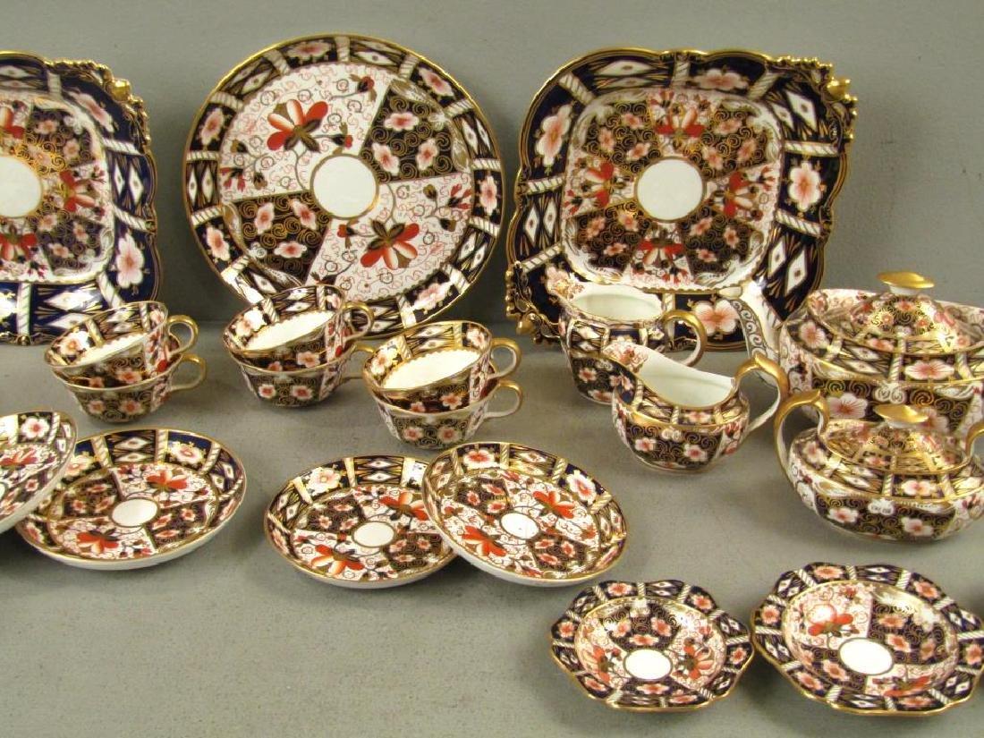 22 Royal Crown Derby Tea Pieces - 4