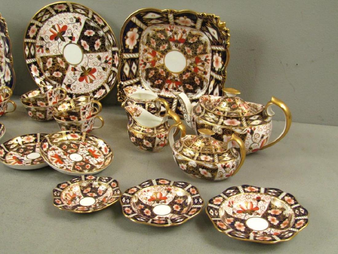 22 Royal Crown Derby Tea Pieces - 5
